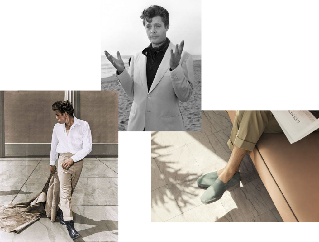 costume-beige coton