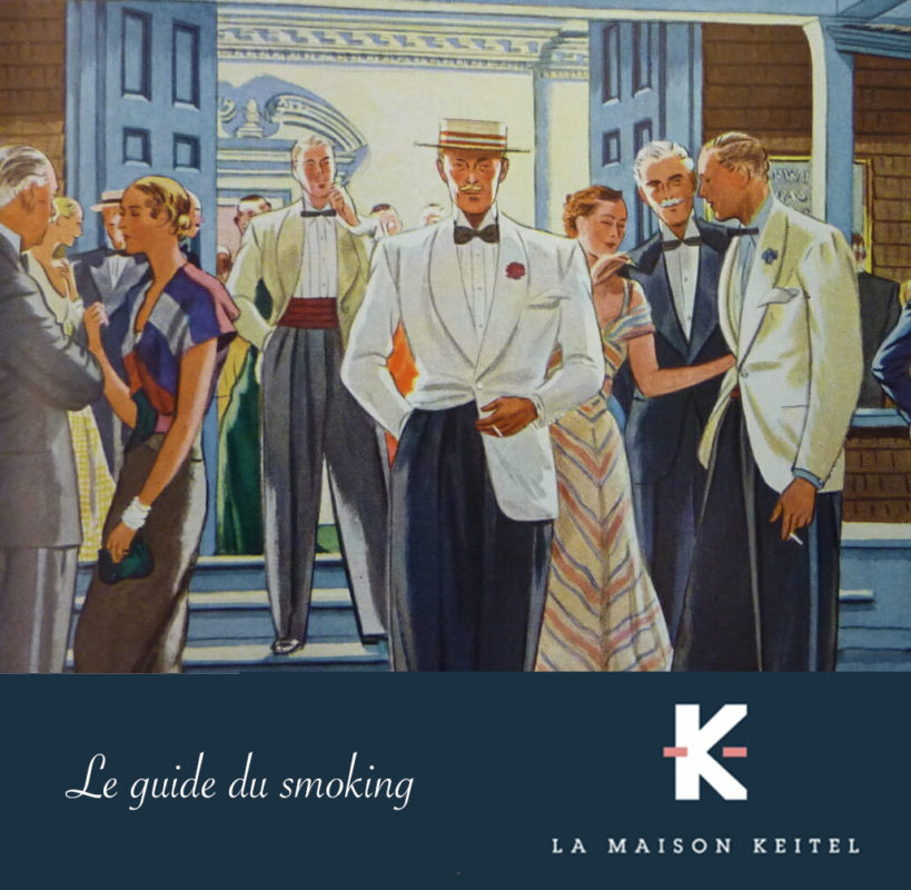guide du smoking keitel