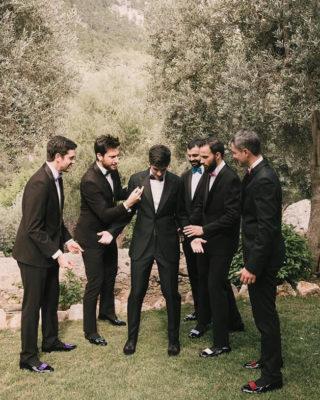smoking mariage keitel