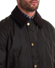 BARBOUR ASHBY® WAX JACKET OLIVE (2)