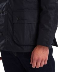 BARBOUR ASHBY® WAX JACKET NAVY