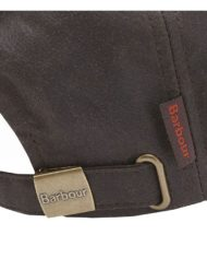 BARBOUR CASQUETTE WAX RUSTIC (2)
