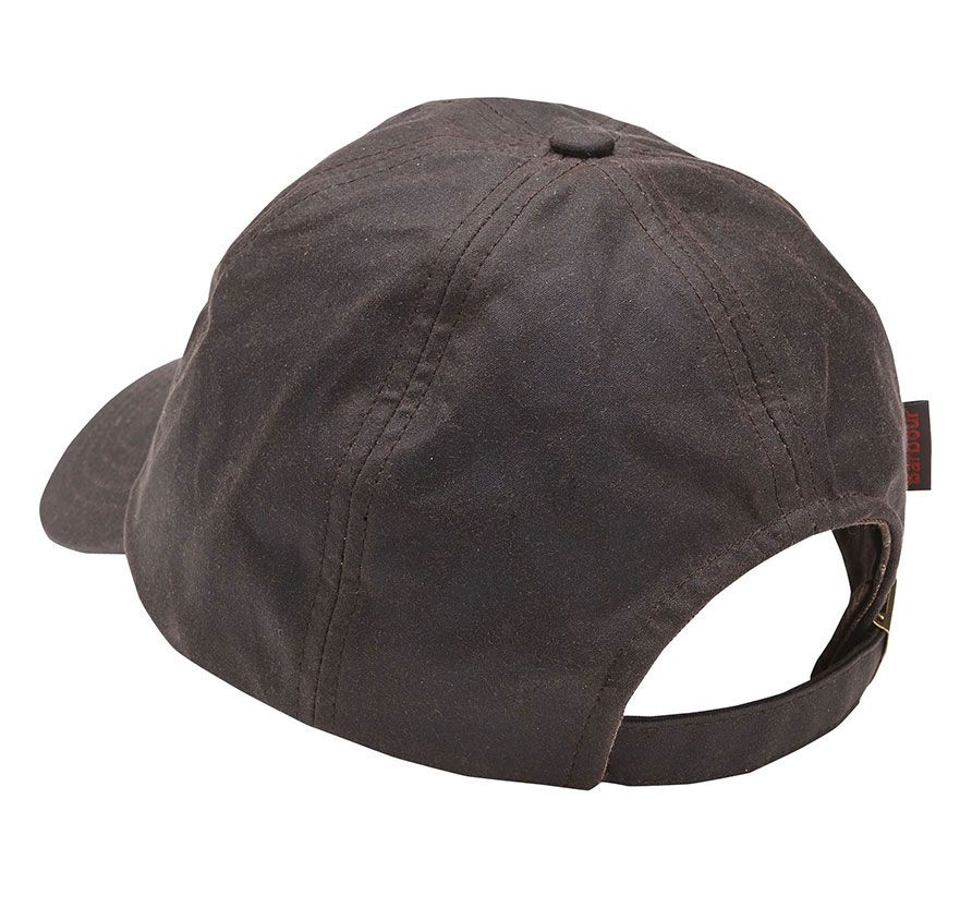 BARBOUR CASQUETTE WAX RUSTIC