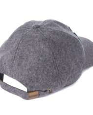 BARBOUR LANTON SPORTS CAP GRIS (1)
