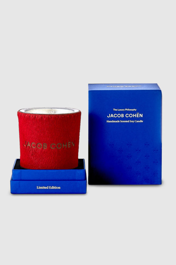 JACOB COHEN - BOUGIE RED
