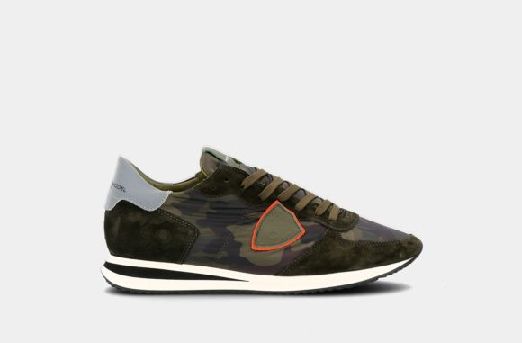 chaussures camouflage phillippe model