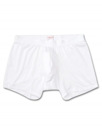 boxer blanc derk rose