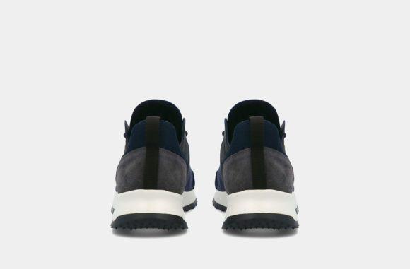 sneakers philippe model bleu-1