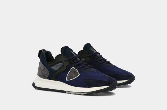 sneakers philippe model bleu