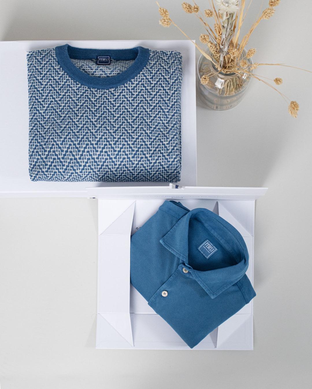 fedeli pull chemises keitel