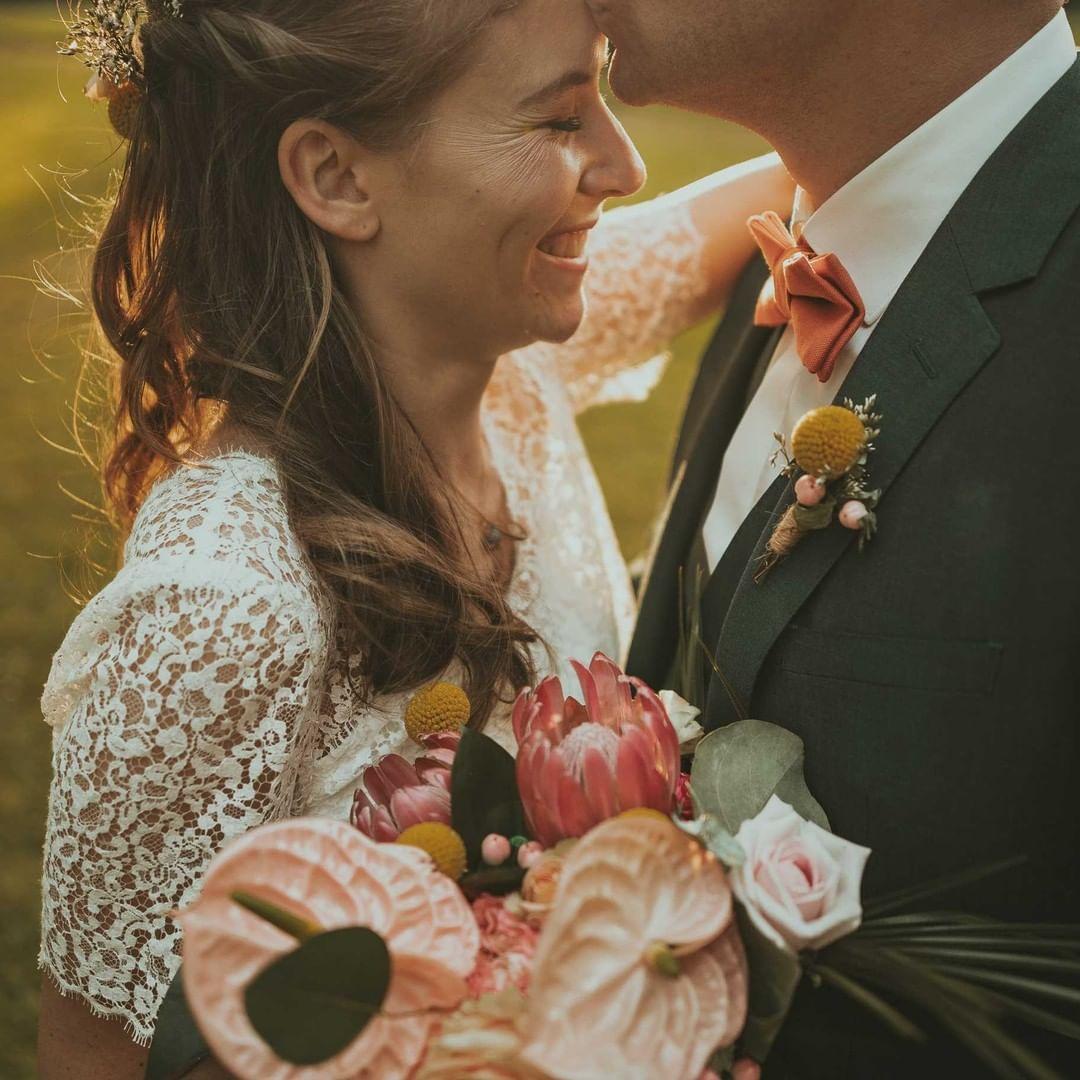 Costume sur mesure mariage vert keitel